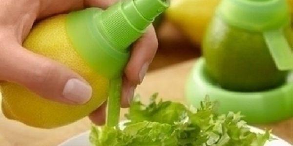 Citrus sprej nesmí chybět v žádné domácnosti! Z každého citrusu vytvoříte designový prvek i praktickou pomůcku