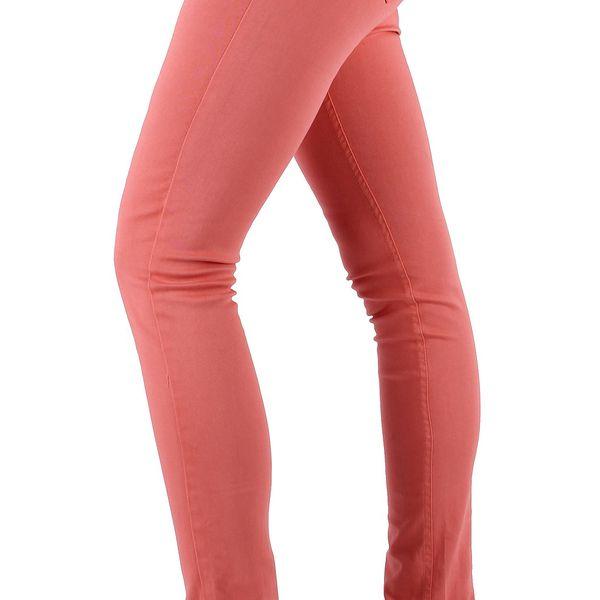 Jednoduché dámské jeansové kalhoty Stitch Soul