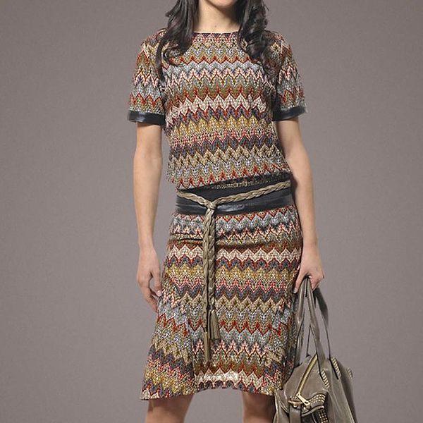 Dámská vzorovaná sukně Patricia Rado