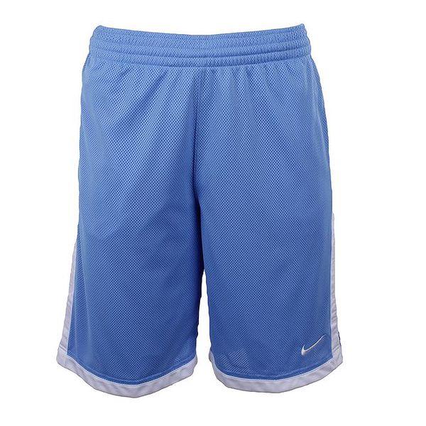 Pánské světle modré šortky Nike