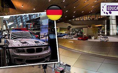 Jednodenní výlet do výroby BMW v Mnichově