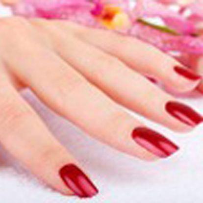 Manikúra SHELLAC - klasická manikúra + zpevnění přírodních nehtů bio-gely + Shellac. Vaše ruce budou krásné a elegantní!