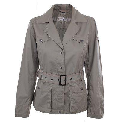 Dámský šedobéžový kabátek Northland Professional