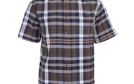 Pánská tmavě kostkovaná funkční košile Northland Professional