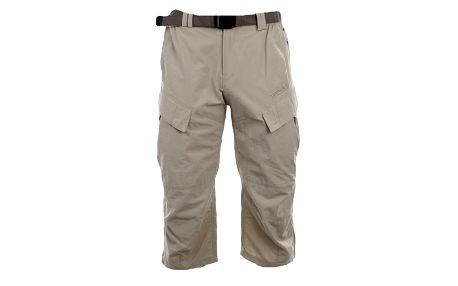 Pánské béžové 3/4 kalhoty s páskem Northland Professional