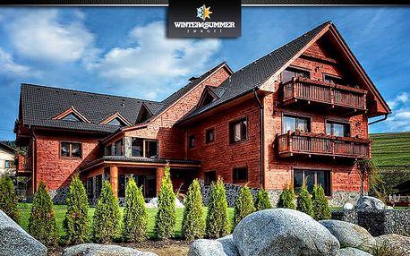 Exkluzivní Winter & Summer Resort