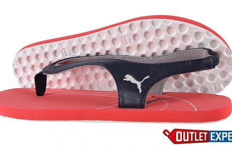 Stylové dámské sandály alá žabky z dílny značky Puma