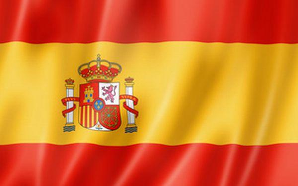 4 týdenní letní intenzivní španělština úplné začátečníky A0