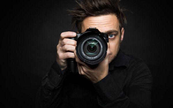 Exkluzivní foto kurz od 649 Kč pod vedením profesionálního fotografa Tomáše Wolfa!