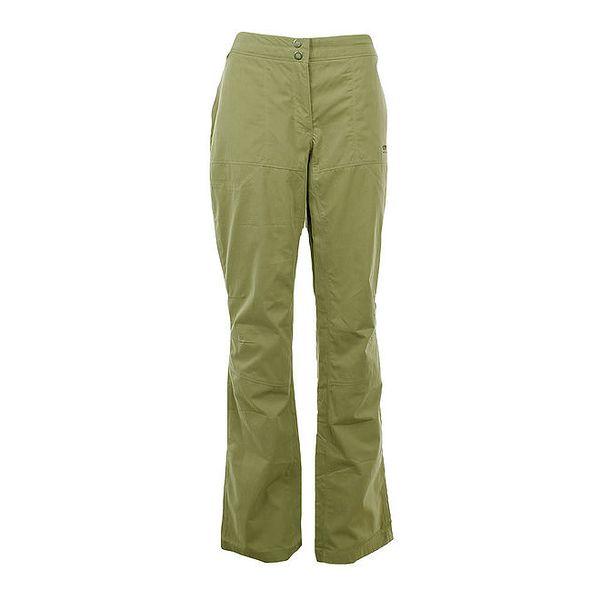 Dámské khaki outdoor kalhoty Northland