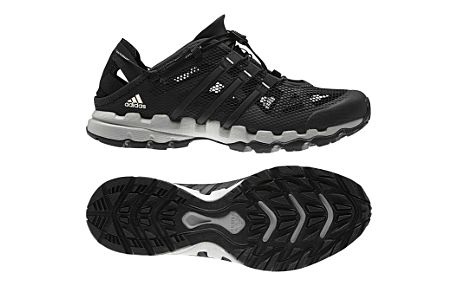 adidas HYDROTERRA SHANDAL černá/křída/sivá EUR 42 2/3 (8.5 UK)