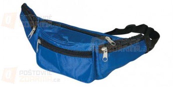 Sportovní ledvinka - modrá a poštovné ZDARMA s dodáním do 3 dnů! - 24609960