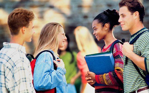 kurz konverzační angličtiny pro mírně a středně pokročilé