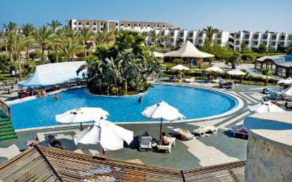 Egypt, oblast Marsa Alam, all Inclusive, ubytování v 4,5* hotelu na 8 dní
