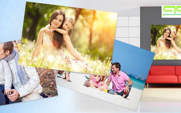 Krásná maxi fotografie 90x60 cm