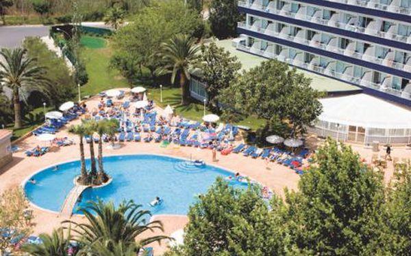Španělsko, oblast Mallorca, polopenze, ubytování v 4* hotelu na 8 dní
