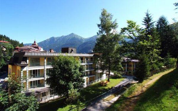 Rakousko, oblast Salcbursko, polopenze, ubytování v 4* hotelu na 4 dny