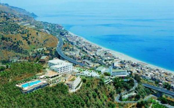 Itálie, oblast Sicílie, polopenze, ubytování v 4* hotelu na 8 dní
