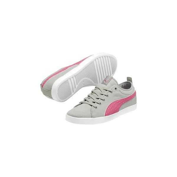 Puma ELSU BLUCHERTOE CANVAS W šedá EUR 41 (7.5 UK women)