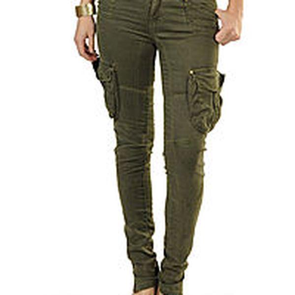 Tommy Hilfiger stylové dámské cargo kalhoty