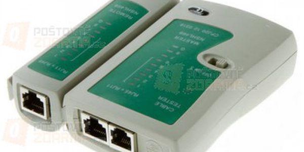 Tester síťových kabelů a poštovné ZDARMA! - 17710637