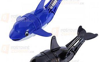 Robotická velryba nebo delfín a poštovné ZDARMA! - 17310575