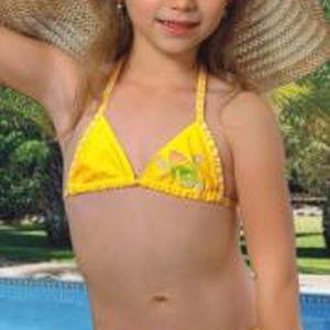 Velmi hezké plavky pro malé slečny, dvoudílné plavky Gwinner Julka III