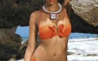Krásné dámské dvoudílné plavky She Fergie Dream of Africa, které zdůrazní vaši ženskou krásu