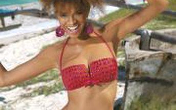 Překrásné dámské dvoudílné plavky She Melody Dream of Africa