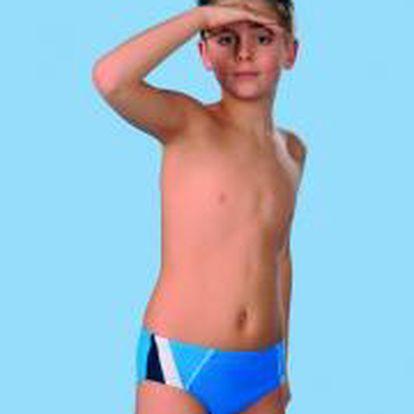 Pohodlný model plavek po maximální komfort, chlapecké plavky Gwinner Karol I