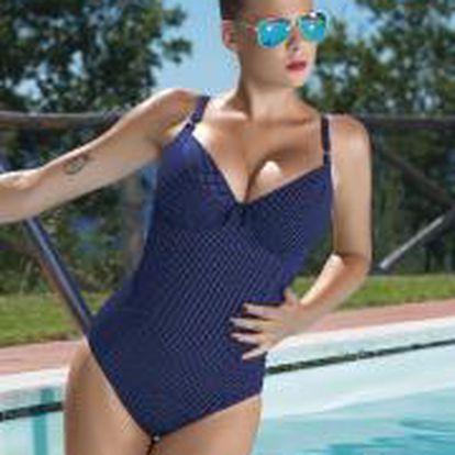 Atraktivní a jedinečné dámské jednodílné plavky Dalia Roma Big