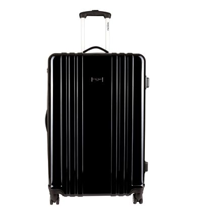Malý černý kufr Renoma