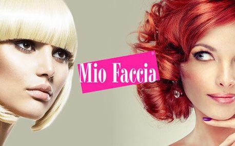 Nový účes nebo celková proměna v Mio Faccia