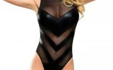 Luxusní dámské jednodílné plavky pro odvážné Demoniq Chantal