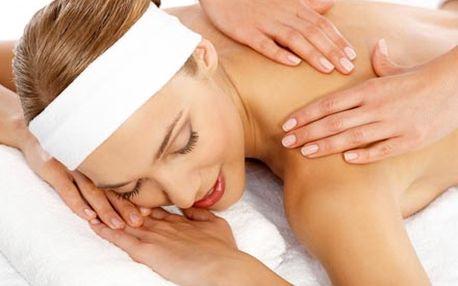 Jedinečná kombinace masážních postupů pro uvolnění...