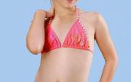 Velm hezké dívčí dvoudílné plavky Gwinner Julka I