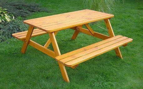 Zahradní stůl Hospoda slabá