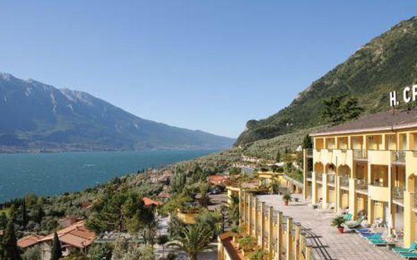 Itálie, oblast Lago di Garda, snídaně, ubytování v 3* hotelu na 6 dní