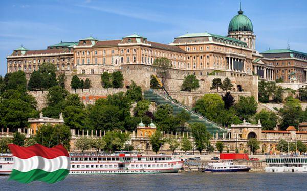 3 dny pro dva v luxusním Golden Park hotelu v Budapešti