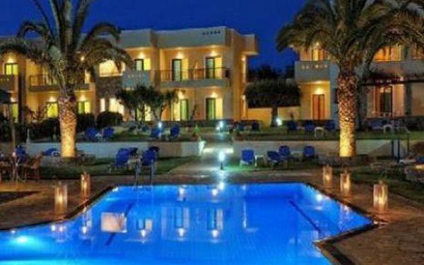 Řecko, oblast Kréta, letecky, snídaně, ubytování v 4* hotelu na 5 dní