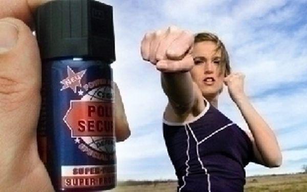 Slzný sprej včetně poštovného ! Ochranná pomůcka pro ženy i muže, neměl by chybět v žádné dámské kabelce!