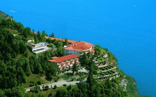 Itálie, oblast Lago di Garda, polopenze, ubytování v 4* hotelu na 8 dní
