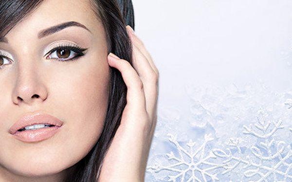 Permanentní make-up horní linky, dolní linky, kontura rtů a obočí