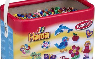 Zažehlovací korálky MIDI box 10.000 ks Hama H202-67
