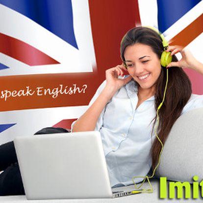 Angličtina bez biflování! Roční online kurz jen za 899 Kč!
