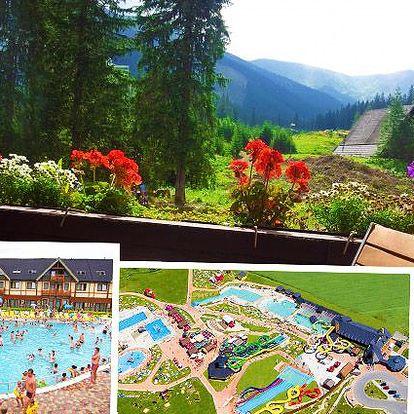 Dovolená na 3, 4 nebo 6 dní v horském hotelu Liptov pro 2 se snídaněmi