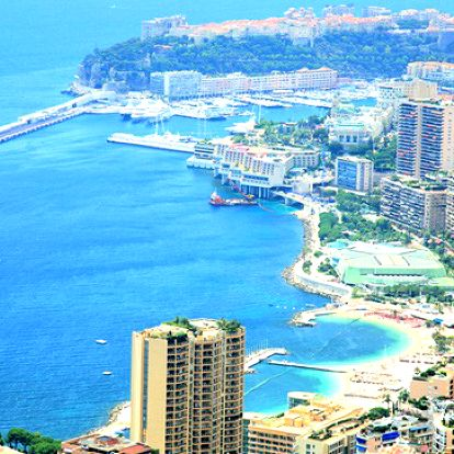Objevte krásy Monaka, Barcelony i Ženevy