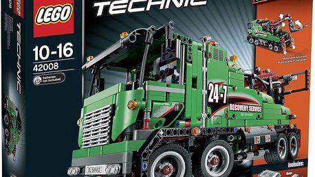 Stavebnice LEGO TECHNIC 42008 Servisní truck