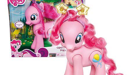 Chodící a mluvící Pinkie Pie pon Hasbro A1384 - My little Pony