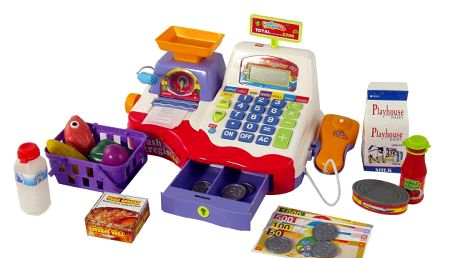 Elektronická pokladna Mac Toys M30410